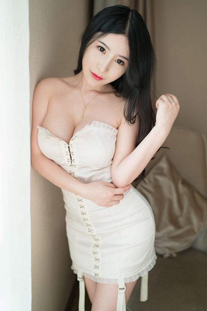 丽质佳人谢芷馨饱满酥胸诱人至深[29P]