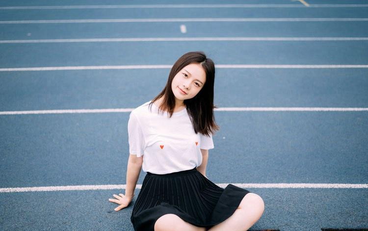 清纯美女甜美写真集
