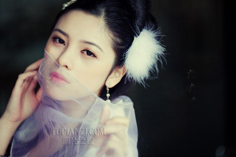江南风情古典女人唯美写真